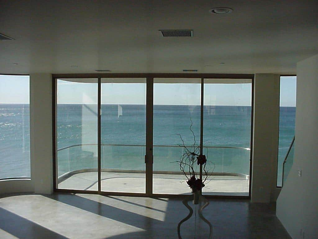 glass patio doors harbor all glass mirror inc ForAll Glass Patio Doors