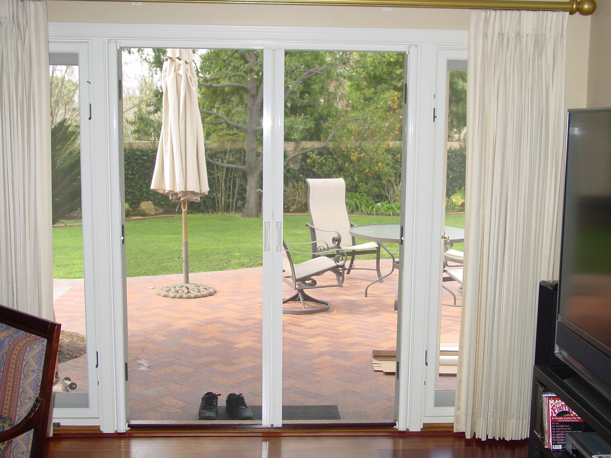 French Patio Doors Outswing Examples Ideas Pictures